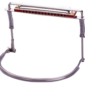 Hohner 154 Harmonicaholder, Hohner, Lg-Up To 7 1/2""