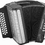 Hohner HA3100GB Accordion G/C/F Panther Mat Blk