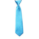 TopTie Kid's Blue Neckties 10