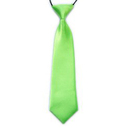 TopTie Kid's Green Neckties 10