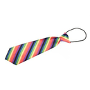 TopTie Kid's Rainbow Stripe Neckties 10