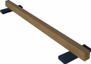 Norbert's Athletic 8' Long Suede Low Balance Beam, 6