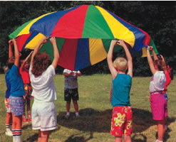 Norbert's Athletic 12' Diameter Parachute 12 People, Price/ea.