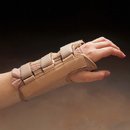Liberty D-Ring Wrist Splint, 6-1/2