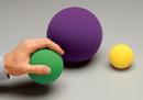 Round Foam Hand Exercisers