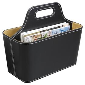 Hipce HMC-02 Faux Leather Magazine Holder