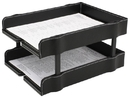 Hipce STT-02LT Stackable Document Tray - Letter & A4 Size