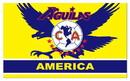 NEOPlex F-1138 Americas Soccer Club 3'x 5' Flag