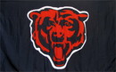 NEOPlex F-1205 Chicago Bears 3'x 5' NFL Flag