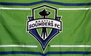 NEOPlex F-1241 Seattle Sounders 3'x 5' Flag