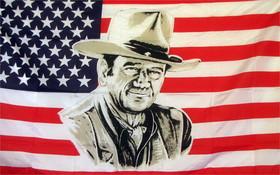 NEOPlex John Wayne USA Premium 3'x 5' Flag