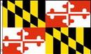NEOPlex F-1647 Maryland State 2'x 3' Flag