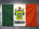 NEOPlex F-1729 Jalisco Mexico State 3'x 5' Flag