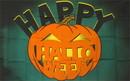 NEOPlex F-1826 Happy Halloween Jack o' Lantern 3'x 5' Flag