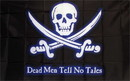 NEOPlex F-2142 Dead Men Tell No Tales 3'x 5' Pirate Flag
