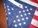 NEOPlex F-2622 American 3'x 5' Nylon Embroidered Flag