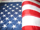NEOPlex F-2625 American 4'x 6' Nylon Embroidered Flag