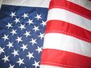 NEOPlex F-2627 American 5'x 8' Nylon Embroidered Flag