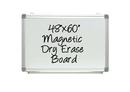 "NEOPlex G1-4860W 48"" x 60"" Aluminum Framed Magnetic Dry Erase Board"