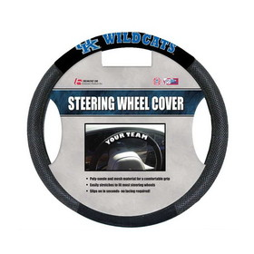 BSI K58530 Kentucky Wildcats Steering Wheel Cover