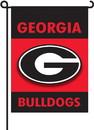 "BSI K83007 Georgia Bulldogs 13""x 18"" Garden Banner Flag"