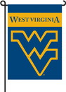 """BSI K83012 West Virginia Mountaineers 13"""" x 18"""" Garden Banner Flag"""