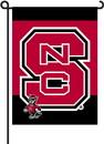 "BSI K83017 North Carolina State Wolfpack 13""x 18"" Garden Banner Flag"