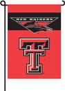"BSI K83027 Texas Tech Red Raiders 13""x 18"" Garden Banner Flag"