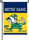 """BSI K83036 Notre Dame Fighting Irish 13""""x 18"""" Garden Banner Flag"""