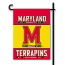 "BSI K83046 Maryland Terrapins 13""x 18"" Garden Banner Flag"