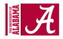 BSI K95102 Alabama Crimson Tide A 3'x 5' College Flag