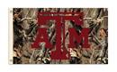BSI K95630 Texas A&M Aggies Realtree Camo 3'x 5' College Flag
