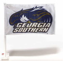 NEOPlex K97037 Georgia Southern Eagles Two Sided Car Flag
