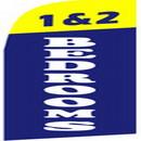 NEOPlex SWF-027 1 & 2 Bedrooms Blue Swooper Flag