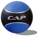 Cap Rubber Medicine Ball - 6 Lb