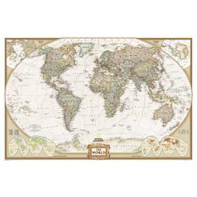 World Executive - enlarged & laminated, RE00622088