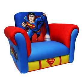 Komfy Kings 11407 Superman Deluxe Rocking Chair