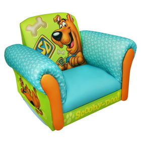 Komfy Kings 11408 Scooby Doo Deluxe Rocking Chair