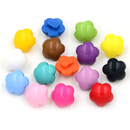 Aspire Colorful Cute Flower Mushroom Buttons 200 PCS