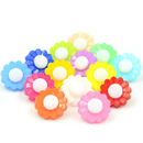 Aspire Plastic Flower Buttons 600 PCS for Kids' Clothing