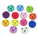 Aspire Cute Bear Buttons 600 Pieces