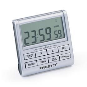 Presto Electronic Clock/Timer