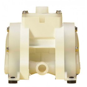 "National Spencer Air-Operated Polypropylene Double Diaphragm Pump 3/8"" Npt 6-Gpm"
