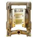 National Spencer Air-Operated Aluminum Double Diaphragm Pump 1