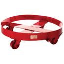 National Spencer Band-Type Dolly W/ Steel Casters For 55 Gallon Drum
