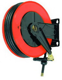 "National Spencer Grease Reel W/ 1/4"" X 39' Hose"