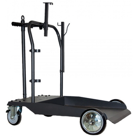 National Spencer 4-Wheel Cart For 55 Gallon Drums