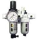 Zee Line 1573A Heavy-duty filter, regulator, gauge & oiler combination unit 1/4