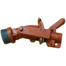 National Spencer Manual Cast-Iron Gate Valve Threaded 1