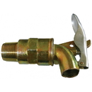 National Spencer Die-Cast Bung Faucet For Steel Drum Or Barrel 3/4